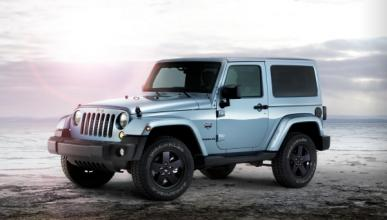 Jeep Wrangler Arctic, nueva edición especial para el 4x4