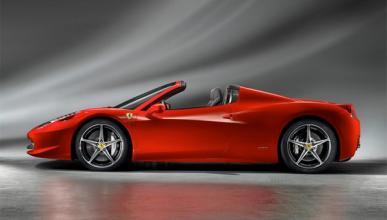 El Ferrari 458 Spider ya tiene precio