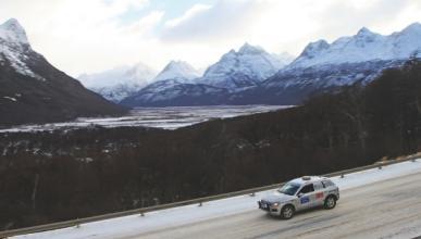 Un Volkswagen Touareg TDI, récord mundial de distancia