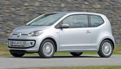 El Volkswagen up! ya tiene precio