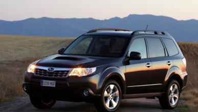 El Subaru Forester Diesel añade nuevos acabados