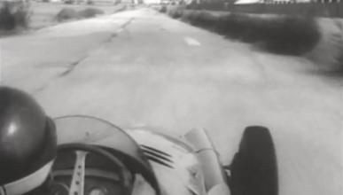 Así conducía Fangio su Maserati 250F en los años 50