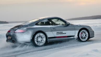 Porsche Driving Experience: conduce un Porsche 911 en nieve