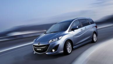Mazda5 con DVD gratis de serie