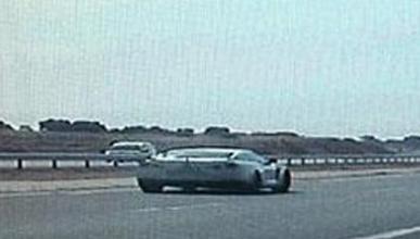 Cazado con un Nissan GT-R a 225 km/h