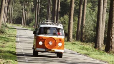 Volkswagen T2 Transporter, a la venta la 'furgoneta hippy'