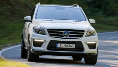 Mercedes-ML-63-AMG-curva