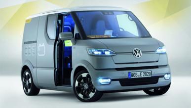 Volkswagen eT!, el comercial multiusos