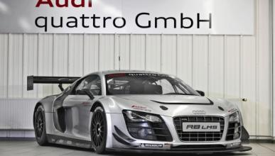 Audi R8 LMS ultra, nacido para correr