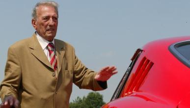 Muere Sergio Scaglietti, carrocero del Ferrari 612