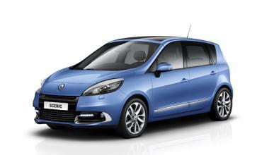 Nuevos Renault Scénic y Grand Scénic 2012