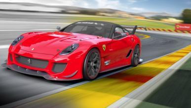Ferrari 599XX, una evolución más aerodinámica y extrema