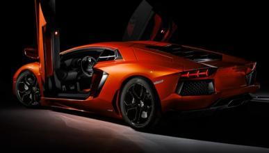 Subastan un Lamborghini Aventador a escala por 3,5 millones