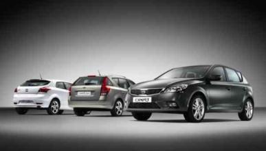 El Kia cee'd aumenta su equipamiento de serie
