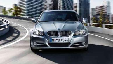 El BMW ActiveHybrid 3, en el Salón de Detroit 2012