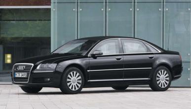 Cospedal saca de nuevo a subasta el Audi A8 de Barreda