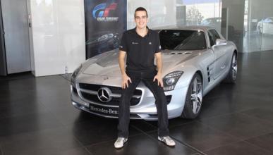 Juega al Gran Turismo y gana un Mercedes SLS AMG