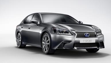 El nuevo Lexus GS 450h llegará en 2012