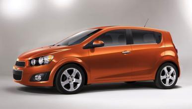 GM revisará 5.000 Chevrolet Sonic por fallos en los frenos