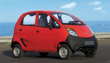 Bajaj RE-60: el rival del Tata Nano