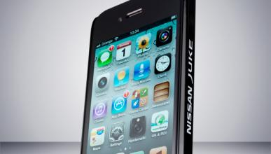 Nissan diseña una carcasa autorreparable para iPhone