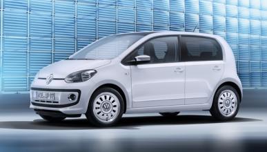 Llega el Volkswagen up! de cinco puertas