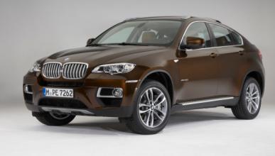 BMW X6 2012 frontal