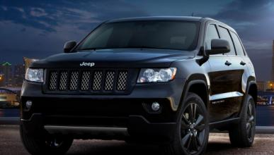 Jeep Grand Cherokee Concept frontal