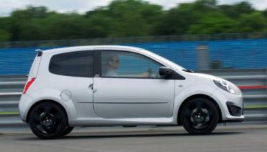 Renault Twingo 2, coche más robado en Francia por 4º año