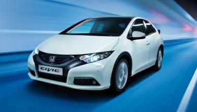 Ya tenemos probador para el nuevo Honda Civic
