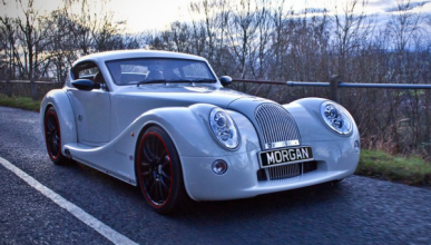 Morgan Aero Coupé frontal