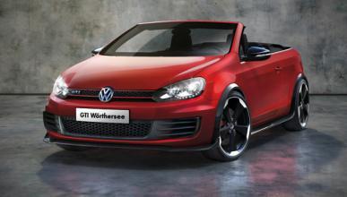El Volkswagen Golf GTI Cabrio podría presentarse en Ginebra