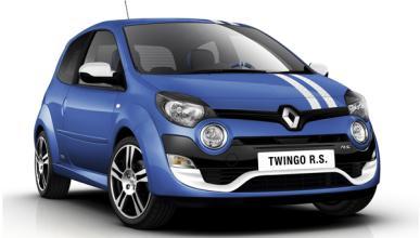 Nuevo Renault Twingo RS 2012: un pequeño muy deportivo