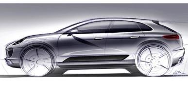 El nuevo Porsche Macan llegará en 2013