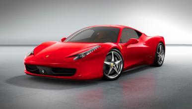 Özil multado con su Ferrari 458 Italia
