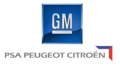 PSA Peugeot Citröen y GM firman alianza estratégica mundial