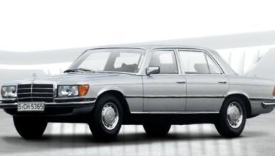 Un coche blindado del Rey sale a subasta por 25.000 euros