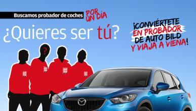 Viaja a la presentación del Mazda CX-5 con AUTO BILD