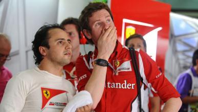 Ferrari deja a Massa sin vacaciones y le lleva a Maranello