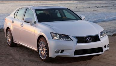 Precios del Lexus GS 450h: desde 69.000 euros