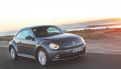 El Volkswagen Beetle Cabrio se presenta en Pekín