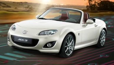 Mazda MX-5 Sport-Tech, por 24.900 euros