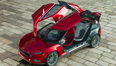 El Ford Mustang 2015 tendrá la imagen del Concept Evos