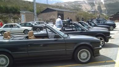 El Club BMW Serie 3 España se reunirá en Asturias