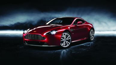 frontal del Aston Martin Dragon 88