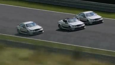 Kim Dotcom, Raikkonen y Batato, de carreras en Nürburgring