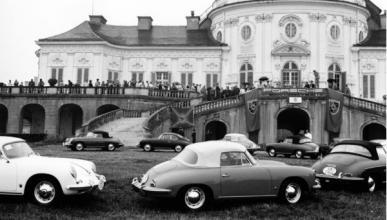 Sesenta años de Clubs Porsche