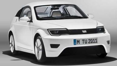 BMW impulsa el Proyecto Visio.M de vehículos eléctricos
