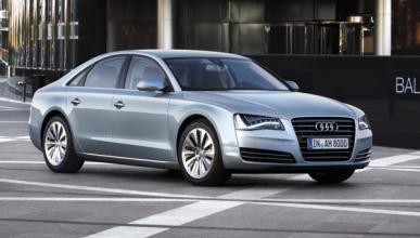 Nuevos Audi A8 Hybrid y A8 4.0 TFSI