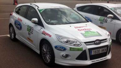 AUTOBILD.ES vence el IV Eco Rally Navarro con un Ford Focus